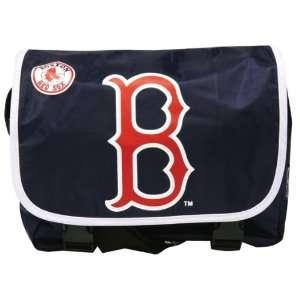 Boston Red Sox   Logo Navy Mini Messenger Bag
