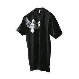 FLY CASUAL FLY TEE BADGE BLK LG BADGE BLACK L Automotive