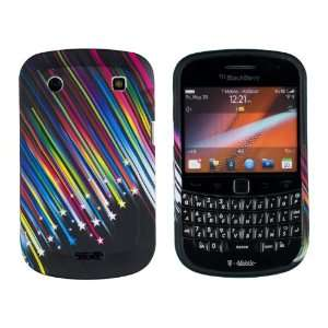 Shooting Stars Flexible TPU Gel Case for Blackberry Bold Touch