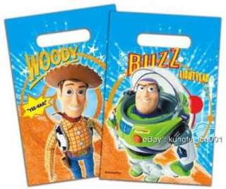 Toy Story Buzz Lightyear Birthday Party Gifts Loot bags