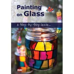 com Painting on Glass A Step by step Guide Show Me How Movies & TV