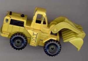 Diecast Hot Wheels MATTEL Front End Loader 1979