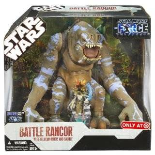 Star Wars Battle Rancor with Felucian Rider and Saddle Toys & Games