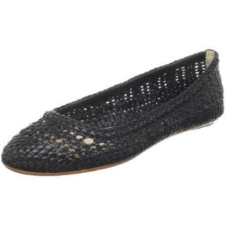 FRYE Womens Emma Woven Ballet Flat   designer shoes, handbags