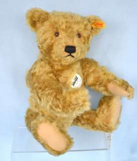 STEIFF   CLASSIC 1920 TEDDY BEAR 000737   ACTUAL PHOTO