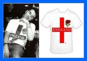 MORRISSEY  ENGLISH ROSE T SHIRT RARE 80S THE SMITHS