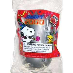 Wendys Kids Meal Snoopy 2000 Time Capsule Toy w/Lock Toys & Games
