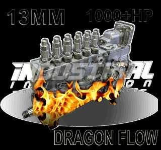 Dodge Cummins Truck 94 98 13mm Industrial Injection P7100 Dragon Flow