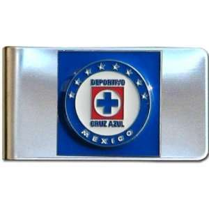 MLS Money Clip   Cruz Azul: Sports & Outdoors