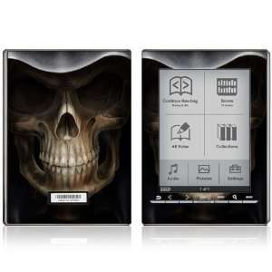 Sony Reader PRS 700 Decal Skin   Skull Dark Lord