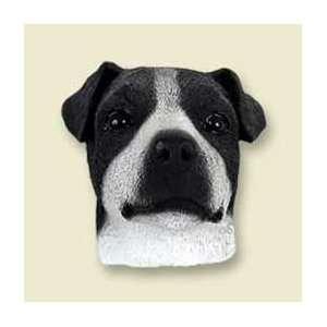 Jack Russell Terrier Dog Magnet   Black & White Kitchen