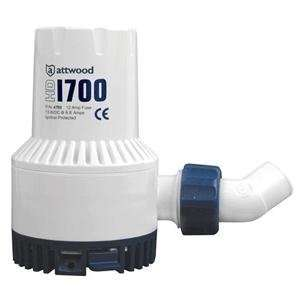 Attwood Heavy Duty Bilge Pump 1700 Series   12V   1700 GPH