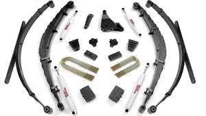 """Ford F250 F350 Super Duty 4"""" Suspension Lift Kit 99 04"""