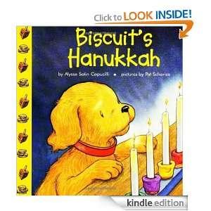 Biscuits Hanukkah Alyssa Satin Capucilli, Pat Schories, Mary OKeefe