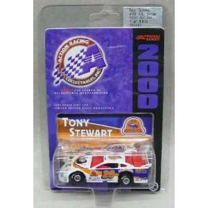 Action Racing Collectibles   Tony Stewart   No. 20   J.D. Byrider 2000