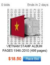 NETHERLANDS STAMP ALBUM PAGES CD 1852 2010 (315 color illustrated