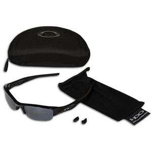 Oakley Flak Jacket Sunglasses   Jet Black Frame/Black Iridium Lens
