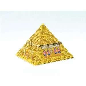 Box Enameled Pewter Box Bejeweled w/ Austrian Crystals