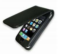 LEATHER FLIP SKIN CASE COVER FOR APPLE IPHONE 3G 3GS