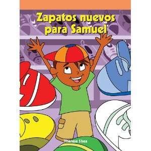 Zapatos nuevos para Samuel/ Sams New Shoes (Spanish