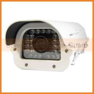 520TVL SONY CCD Professional Car License Plate Camera