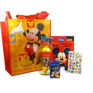 Disney Mickey & Friends Goody Bag (GBM01) Toys & Games