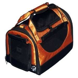3 in 1 Soft Sided Pet Carrier Small Tangerine