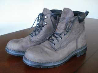 Mens Red Wing #406 Workmans Contractors 8 Construction Boots Size 12
