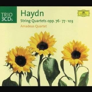 Haydn 6 String Quartets, op. 76 No.1 No.2 No.3 No.4 No.5