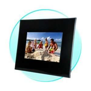 Digital Photo Frame with Music and Video Extras and Smooth Slideshow