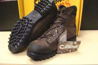 Mens Herman Survivor Brand 6 Work Boots