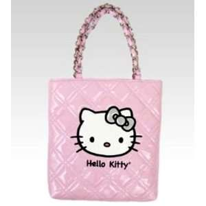 Hello Kitty Pink Chain Tote Bag