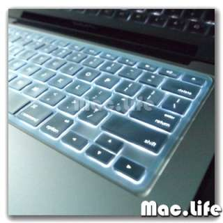 Silicone Keyboard Cover Skin for ALL Macbook Pro 13 15