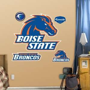 NCAA Boise State Broncos Logo Fat Head