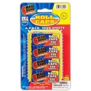 Big Bang Roll Caps   Toysmith Toys & Games
