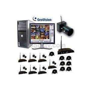 PC DVR Videocomm Wireless Security Camera System 8ch Camera & Photo