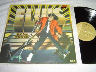 ELVIS PRESLEY The Sun Collection LP KPM1 0153 CANADA