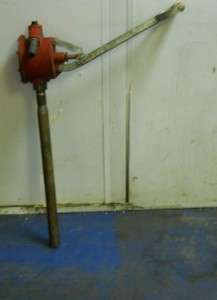 TUTHILL / FILL RITE FR152 PISTON HAND PUMP