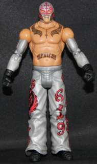 REY MYSTERIO   WWE SERIES 17 MATTEL TOY WRESTLING ACTION FIGURE