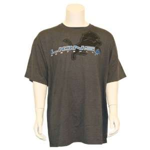 Detroit Lions Shadow NFL T Shirt  XL