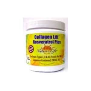 Natures Life Collagen Lift Resveratrol Plus Easy Powder