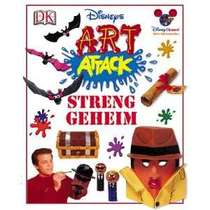 Art Attack. Streng geheim. (9783831004959): Neil Buchanan: Books