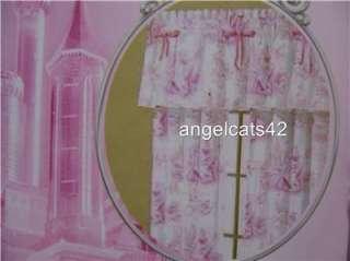 Disney Princess Roses & Ribbons Pocket Drapes