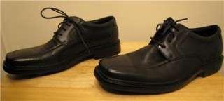 NEW BOSTONIAN Men Leather Dress Shoes Oxford 8.5M Black