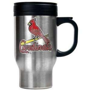 St. Louis Cardinals MLB Stainless Steel Travel Mug
