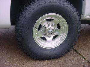 LUG AMERICAN RACING AR23 CHEVY FORD DODGE WHEELS