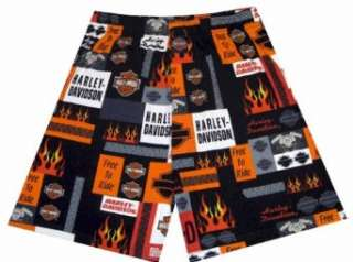 Harley Davidson Free to Ride Boxers for men Clothing