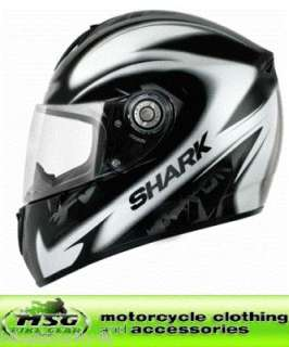 SHARK RSI XENA MOTORCYCLE CRASH HELMET LARGE KSA NEW