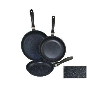 Blue Marble Coated Cast Aluminum Healthy Fry Pan Kitchen & Dining