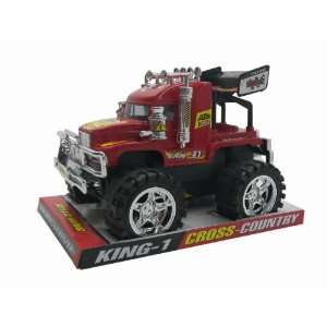 International 10.5 Cross Country King 1 Monster Truck Toys & Games